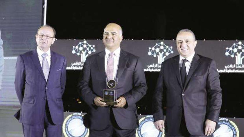 المنتجات التكنولوجية تقود بنك مصر إلى حصد جوائز متعددة