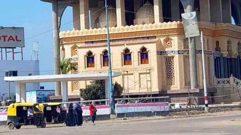 المسجد المثير للجدل في الرحمانية بالبحيرة