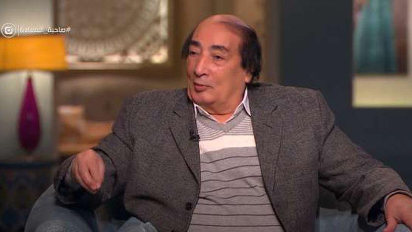 الفنان عبدالله مشرف