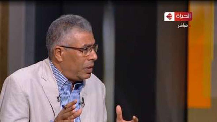 النائب عماد الدين حسين.. رئيس تحرير جريدة الشروق