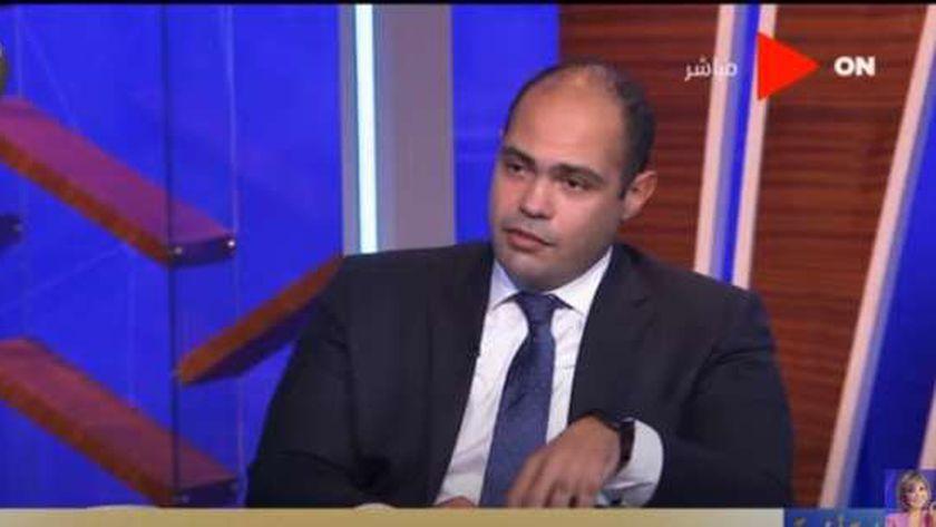 الدكتور محمود ممتاز رئيس جهاز حماية المنافسة ومنع الاحتكار