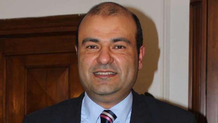 خالد حنفى