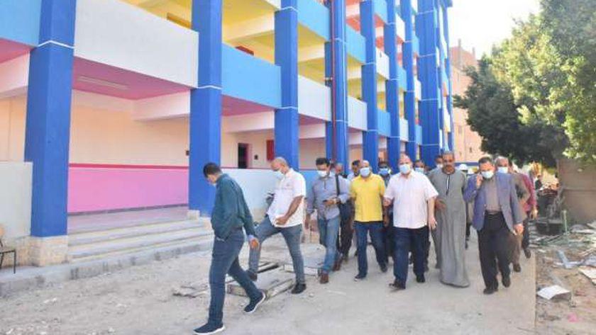 المدارس تستعد للعام الدراسي الجديد