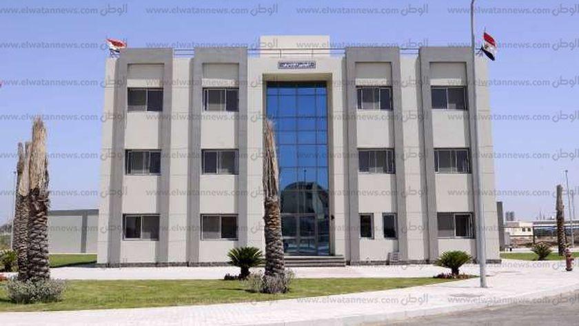 المبنى الإدارى فى مرغم 2