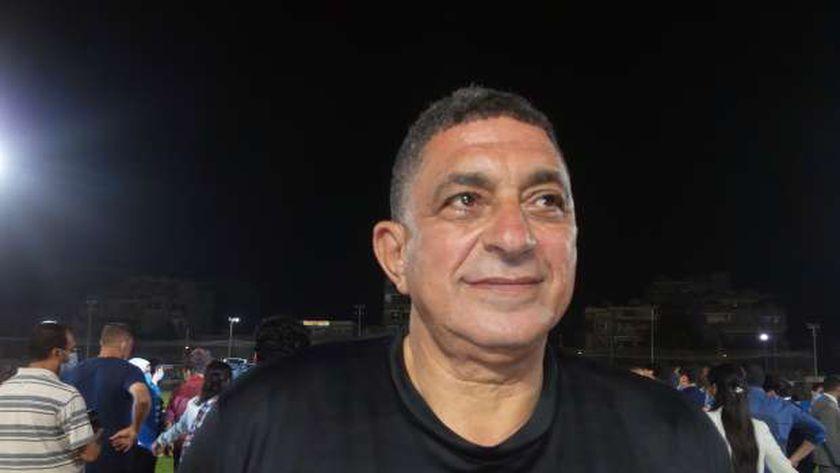 محمد غريب المدير التنفيذي لدوري مراكز الشباب