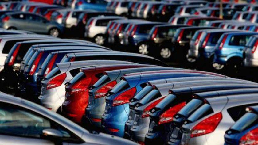 مبيعات السيارات الملاكي_أرشيفية