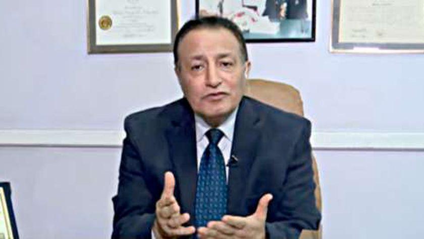 الدكتور عبد الهادي مصباح