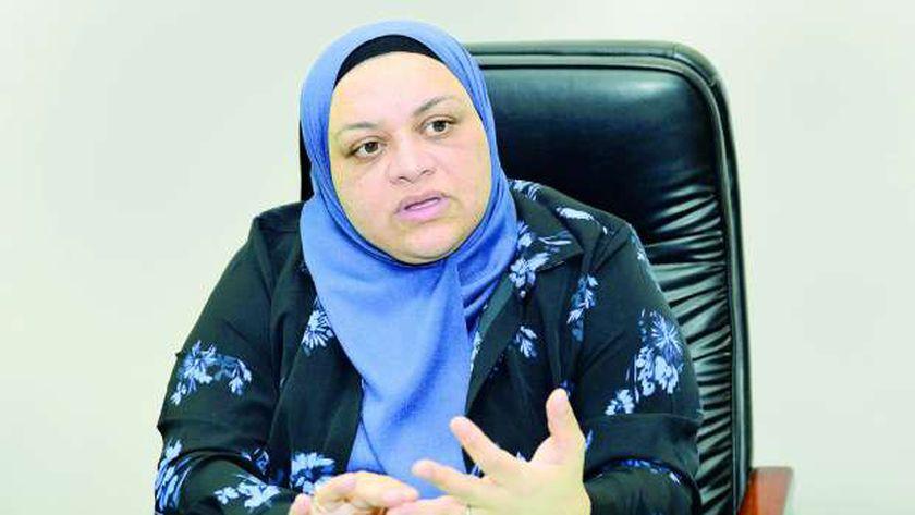 الدكتورة منن عبدالمقصود
