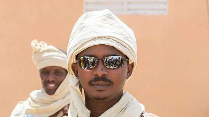 محمد إدريس ديبي نجل الرئيس التشادي الذي تم تعيينه رئيسا للفترة الانتقالية في تشاد