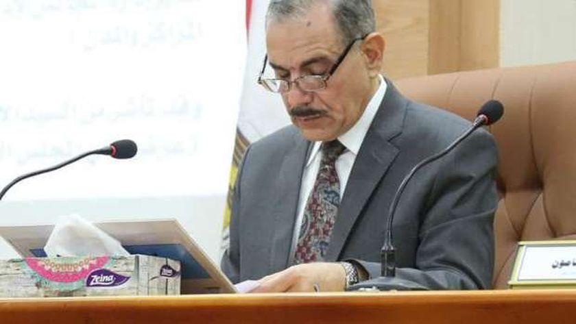 اللواء جمال نور الدين، محافظ كفر الشيخ