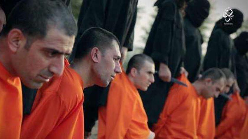 المصريون المذبوحون في ليبيا