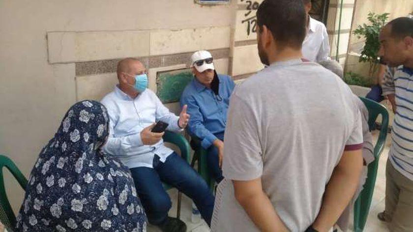 نائب محافظ القاهرة يتابع إزالة توسعات عدلى منصور