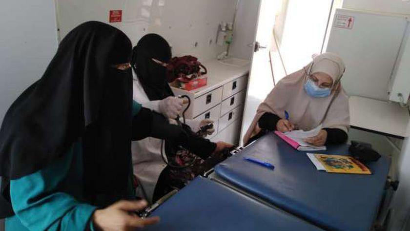 علاج ٣٣ ألف مواطن بالمبادرة الرئاسية للأمراض المزمنة بالشرقية