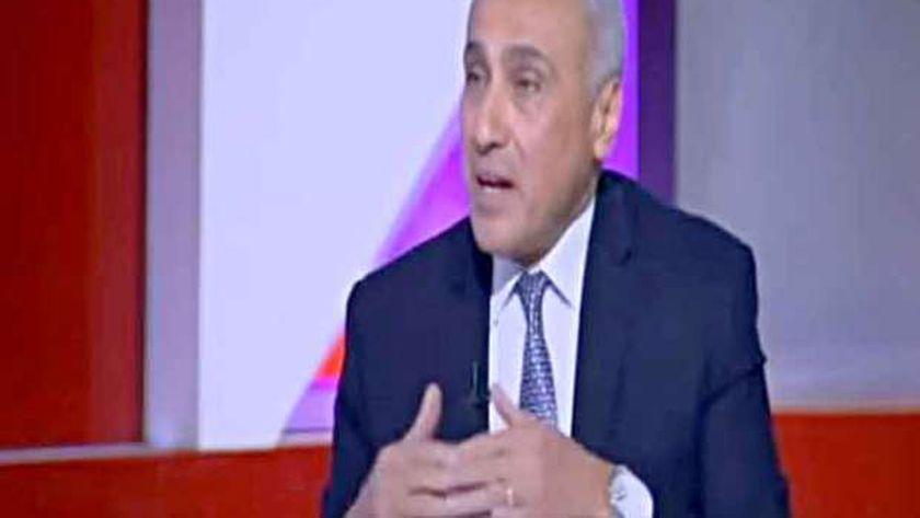 جمال نجم، نائب محافظ البنك المركزي