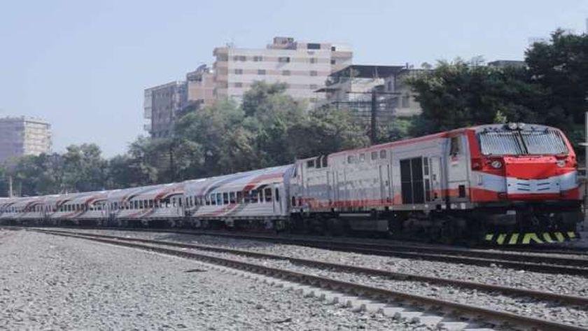 قطار ــ صورة ارشيفية