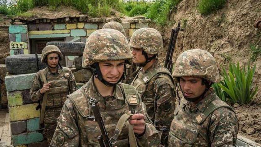 الجيش الأرميني - صورة أرشيفية