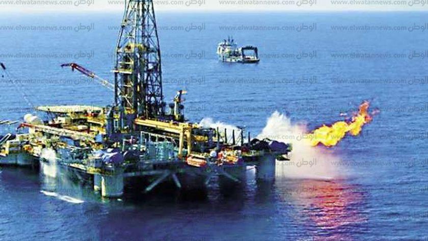 مشروعات إنتاج الغاز الطبيعي دافع لتنمية الاقتصاد المصري