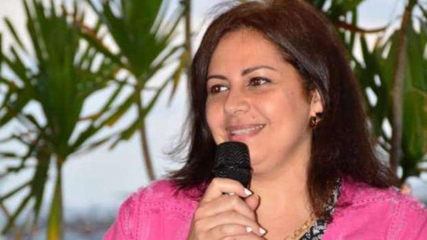 دينا عبدالسلام مخرجة فيلم «وش القفص»