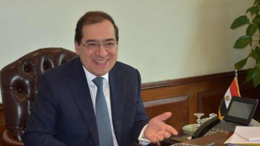 وزير البترول والثروة المعدنية