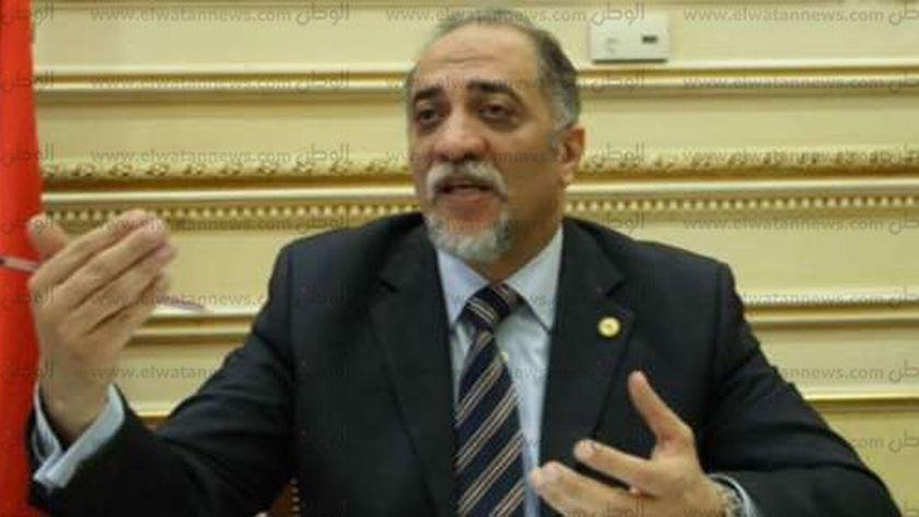 الدكتور عبد الهادى القصبى رئيس ائتلاف دعم مصر