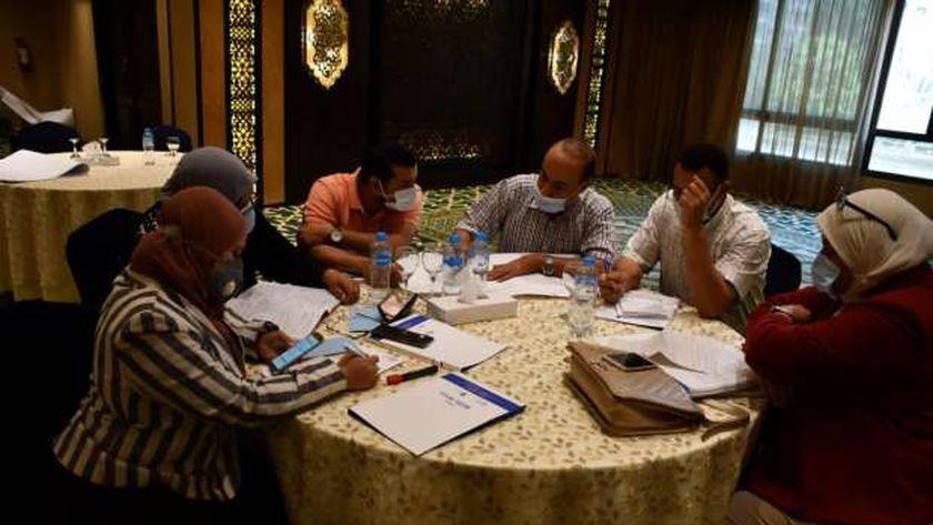 قومي المرأة يتختتم فعاليات الدورة التحضيرية لمدربى برنامج صاحبات المشروعات