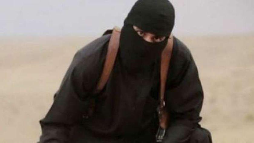 """الإرهابي محمد إموازي، المعروف بـ""""الجهادي جون"""""""