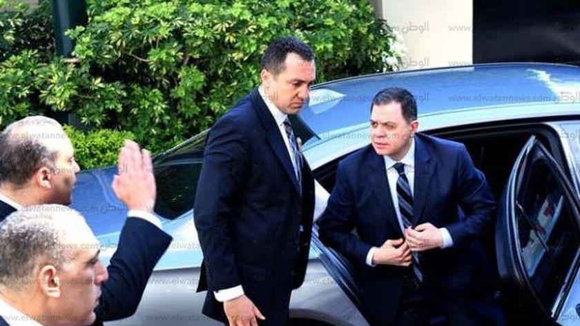 اللواء محمود توفيق، وزير الداخلية