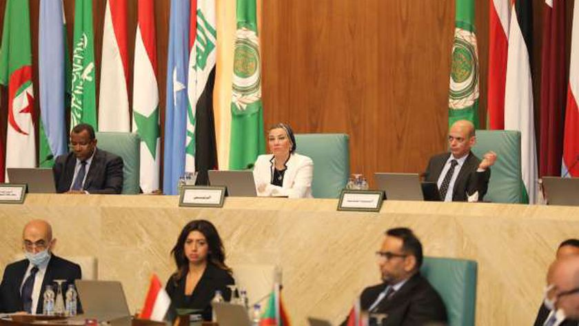 مجلس الوزراء العرب المسئولين عن البيئة