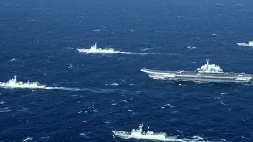 الصين توجه قواتها نحو سفينة أمريكية- رويترز