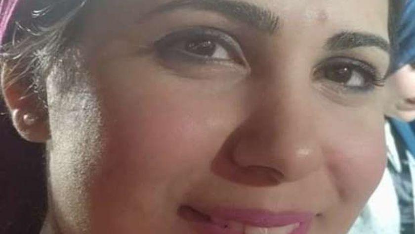 الكاتبة الصحفية الشابة رانيا عبدالعاطي