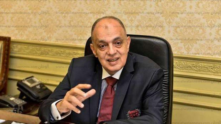 النائب محمد كمال مرعى رئيس لجنة المشروعات المتوسطة