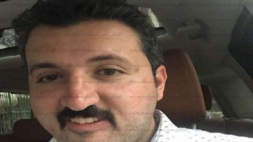 معاذ نجل القيادي الإخواني حسن مالك