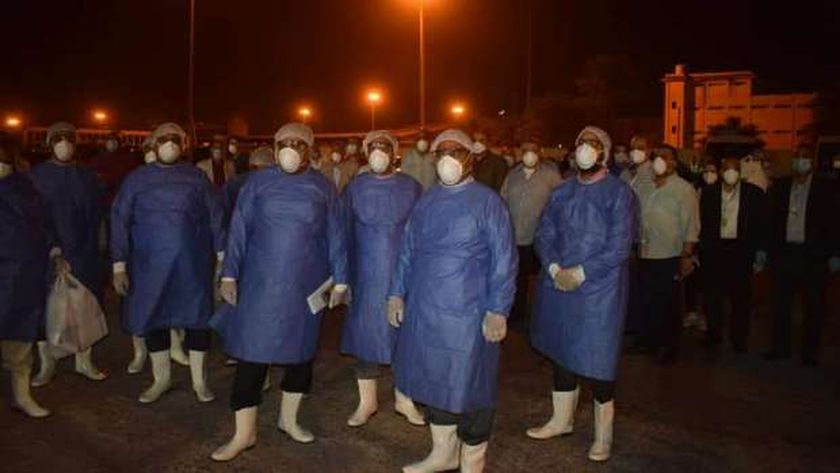 الحجر الصحي للمصريين العائدين من ميناء ضباء السعودي
