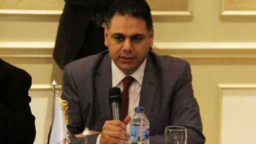 المهندس أحمد يوسف رئيس هيئة التنشيط السياحى