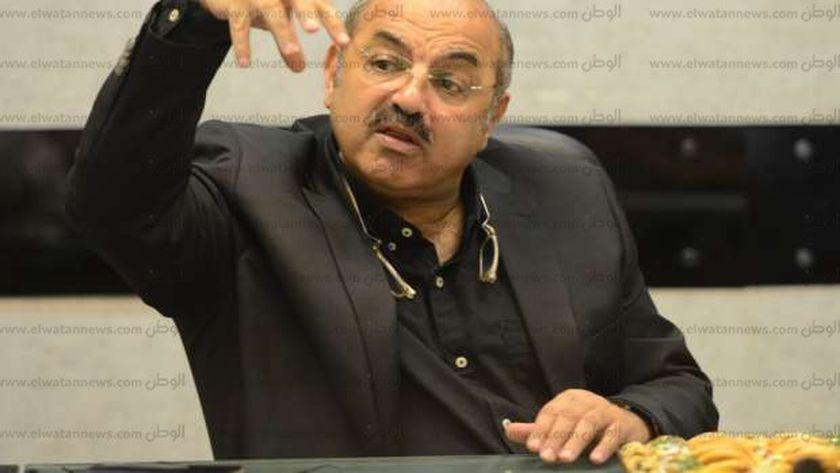 المهندس هشام حطب رئيس اللجنة الأولمبية المصرية
