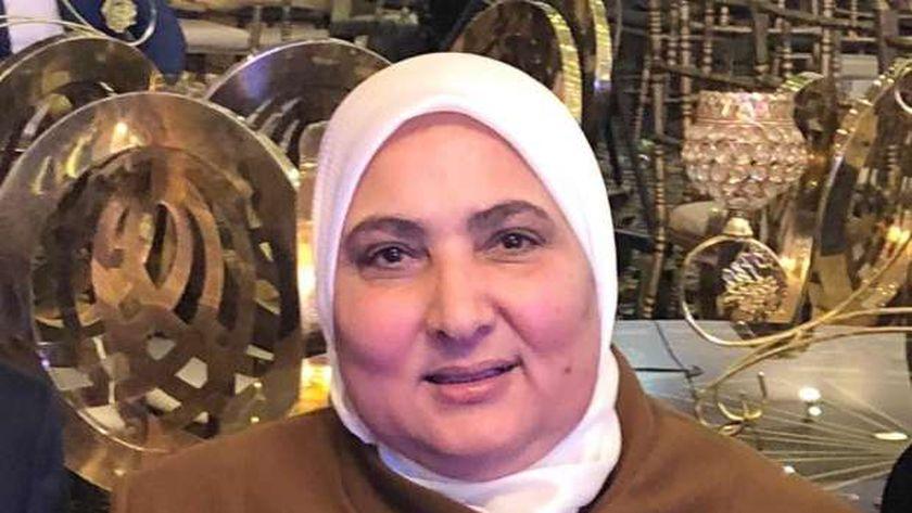 الدكتورة جميلة زكي محمد السعدني استشاري النساء والتوليد بمستشفى المنشاوي العام