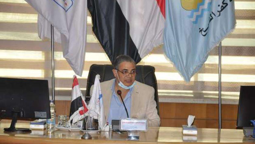 مجلس عمداء جامعة كفر الشيخ