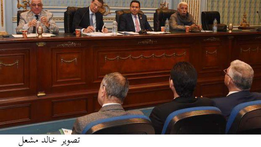 اجتماع لجنة الزراعة