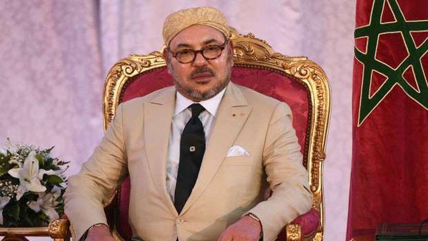 العاهل المغربي-الملك محمد السادس-صورة أرشيفية
