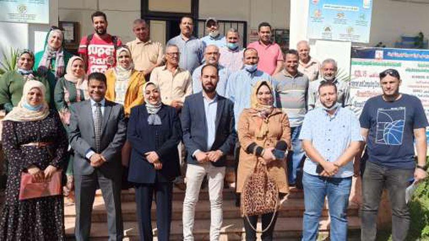 يوم تدريبي لمصر الخير في كفر الشيخ