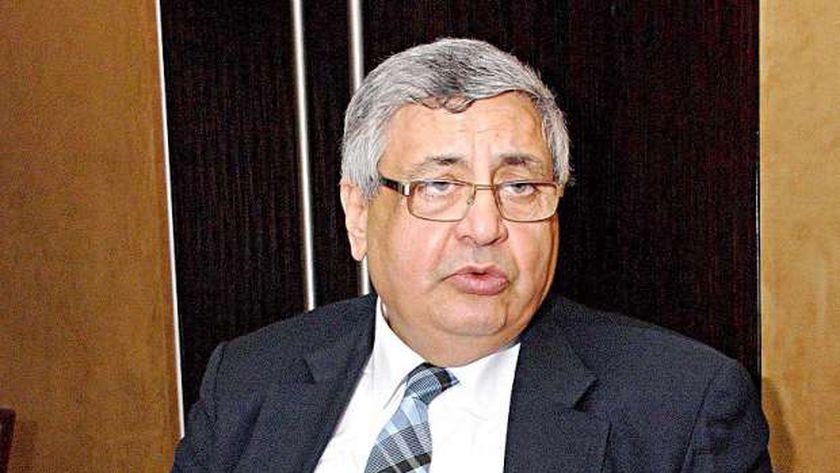 الدكتور محمد عوض تاج الدين، مستشار رئيس الجمهورية لشؤون الصحة والوقاية