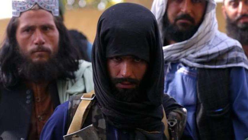 عناصر حركة طالبان الأفغانية