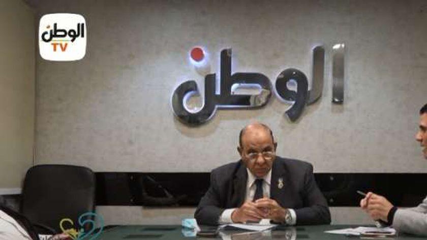 طلعت عبدالقوي عضو مجلس النواب ورئيس الجمعية المصرية لتنظيم الأسرة