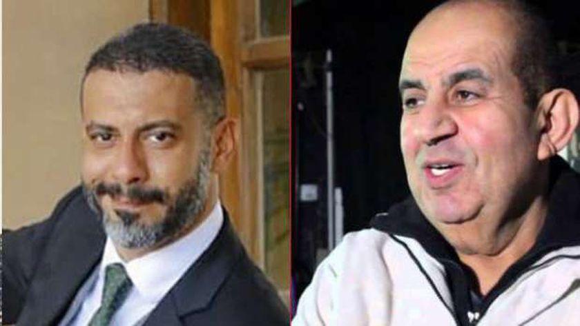 محمد التاجي ومحمد فراج