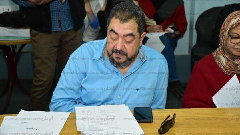 الفنان طارق عبدالعزيز