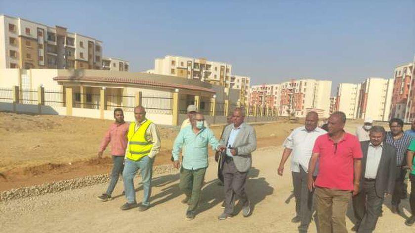 إنشاء 29 ألف و496 وحدة سكنية لمنخفضي الدخل بمدينة حدائق العاصمة