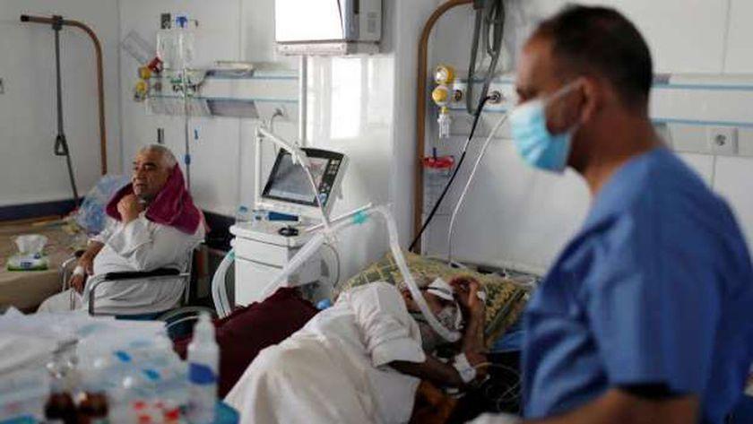 صورة لمرضى في العراق