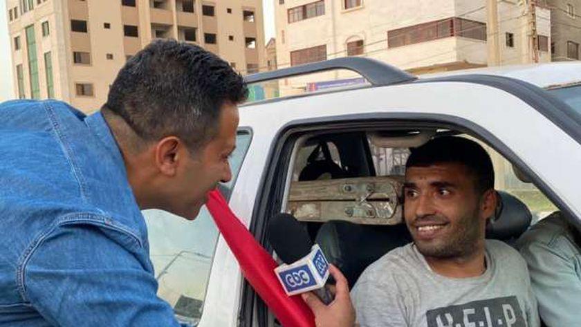 عمرو خليل من غزة