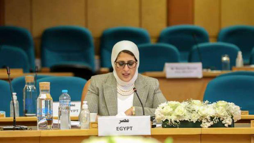انتخاب وزيرة الصحة نائبا للدورة 68 للجنة الإقليمية لشرق المتوسط