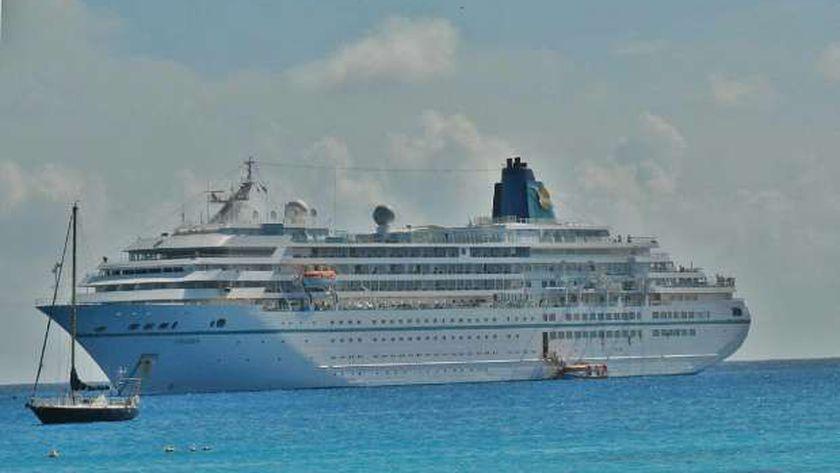سفينة سياحية